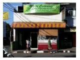 Disewakan Segera Kios 2 Lantai di Jalan Raya Jatiwaringin Pondok Gede
