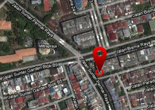 Lokasi: Sunter Paradise Tahap 2, Jakarta Utara Harga Jual: Rp 1.900 ...