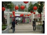 Tampak depan mall Kalibata City Square