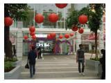 Tampak depan mall Kalibata City Square