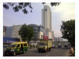 Dijual Ruko TangCity / Tangerang City cocok untuk Bank