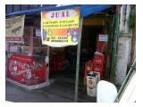 DISEWAKAN RUKO 2Lt, Bandung
